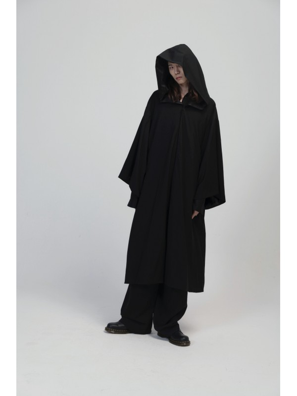 Men's Cape Coat
