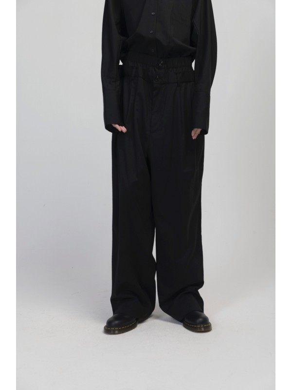 Men's Straight Suit Pants